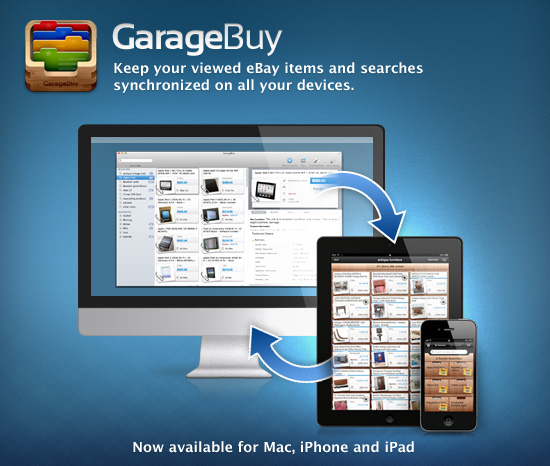 Garage Buy 3 on OS X and iOS